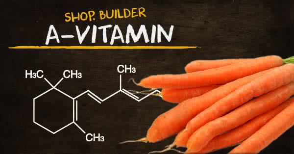 vitamin a növekedéshez és a látáshoz)