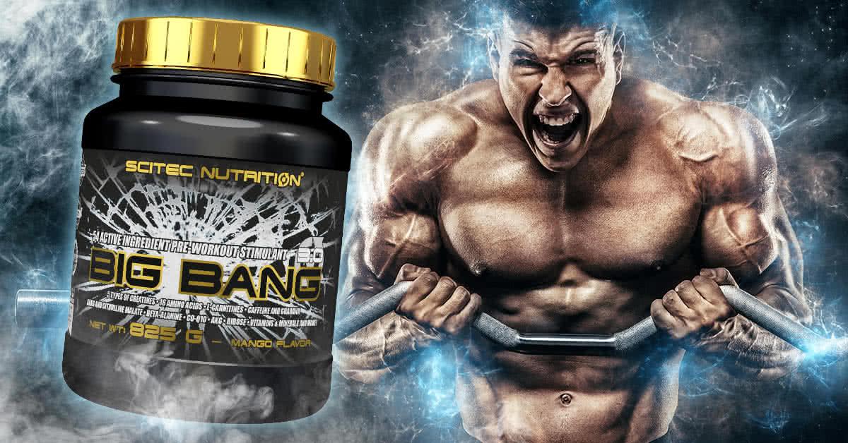 Scitec Nutrition Big Bang