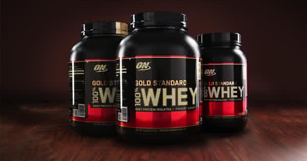 Optimum Nutrition 100% Gold Standard Whey Protein