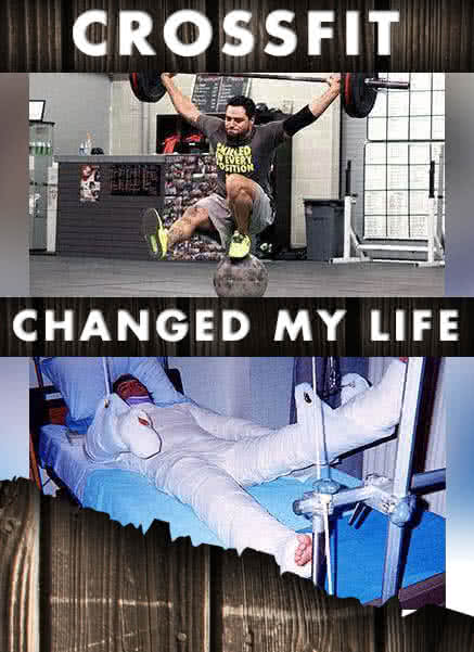 CrossFit - Changed my life