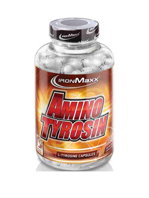 IronMaxx Amino Tyrosin 130 kap.