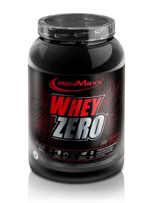 IronMaxx Whey Zero 0,908 kg