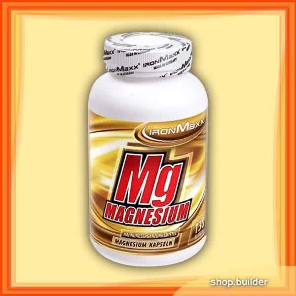IronMaxx Mg-Magnesium 130 kap.