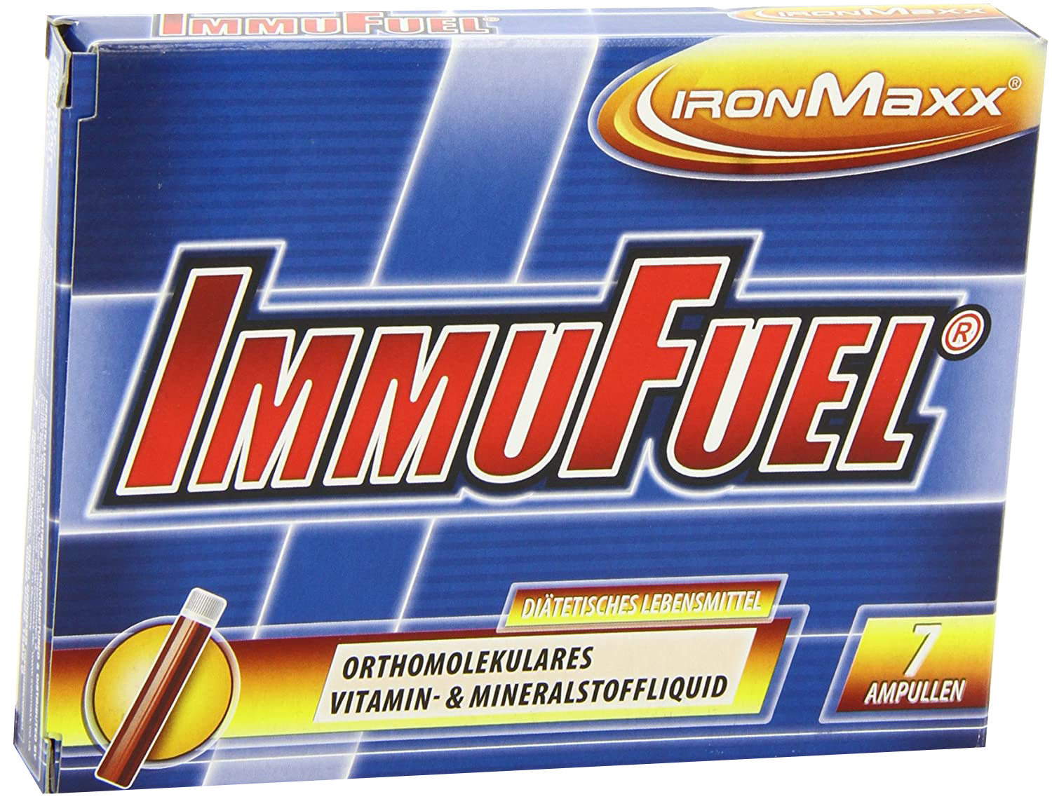 IronMaxx Immufuel® 7x25 ml