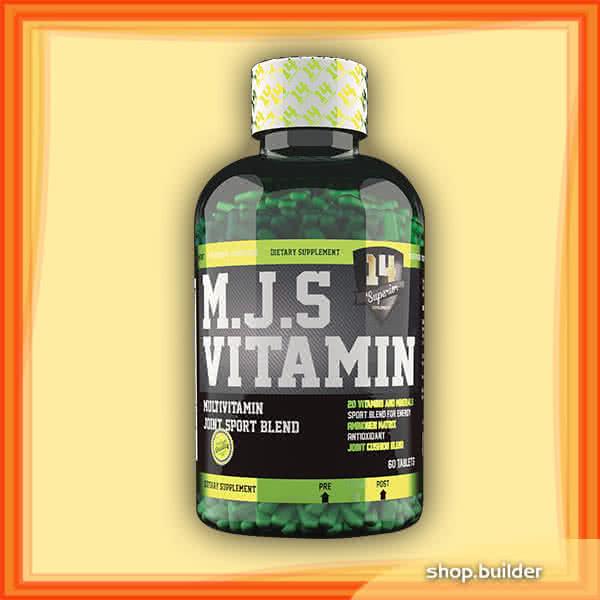 Superior 14 M.J.S. Vitamin 60 kap.