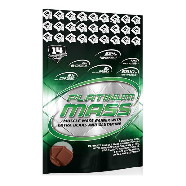 Superior 14 Platinum Mass 6,8 kg