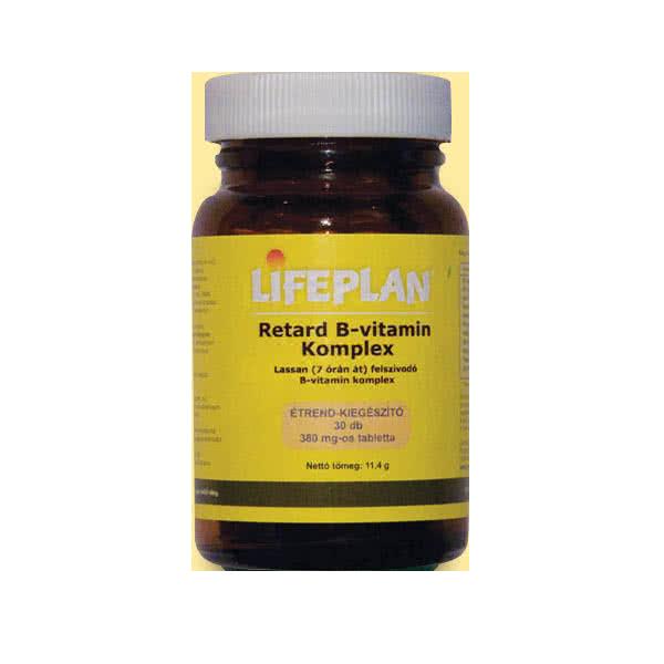 QuantumPharma Retard B vitamin 30 kap.