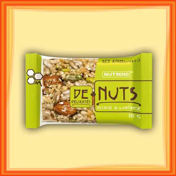 Nutrend De Nuts Magvas Energiaszelet 35 gr.