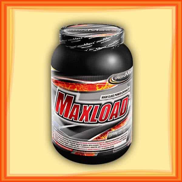 IronMaxx Maxload®  1,25 kg