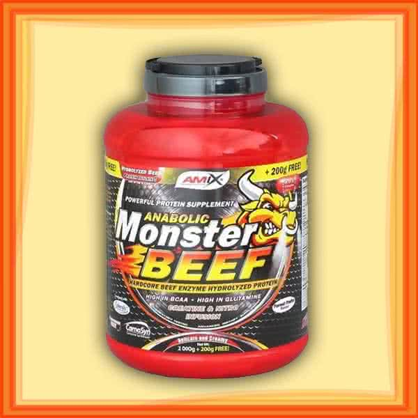 Amix Monster Beef Protein 2,2 kg