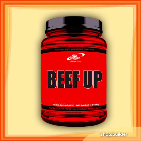 Pro Nutrition Beef Up 2,4 kg