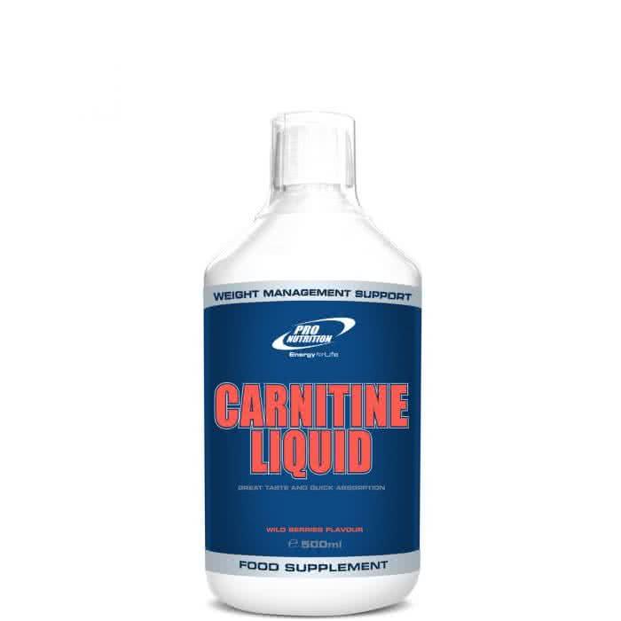 Pro Nutrition Carnitine Liquid 0,5 lit.