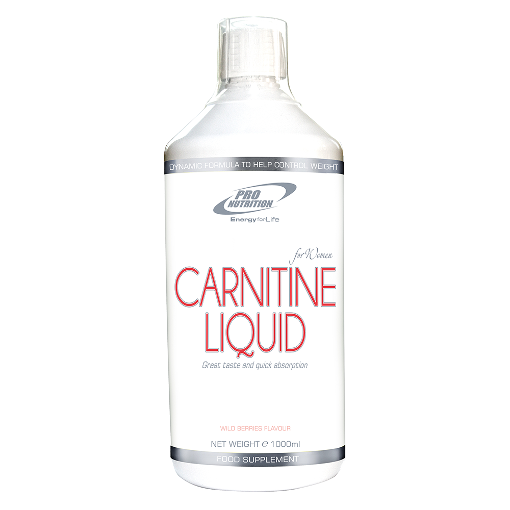Pro Nutrition Carnitine Liquid 1 lit.