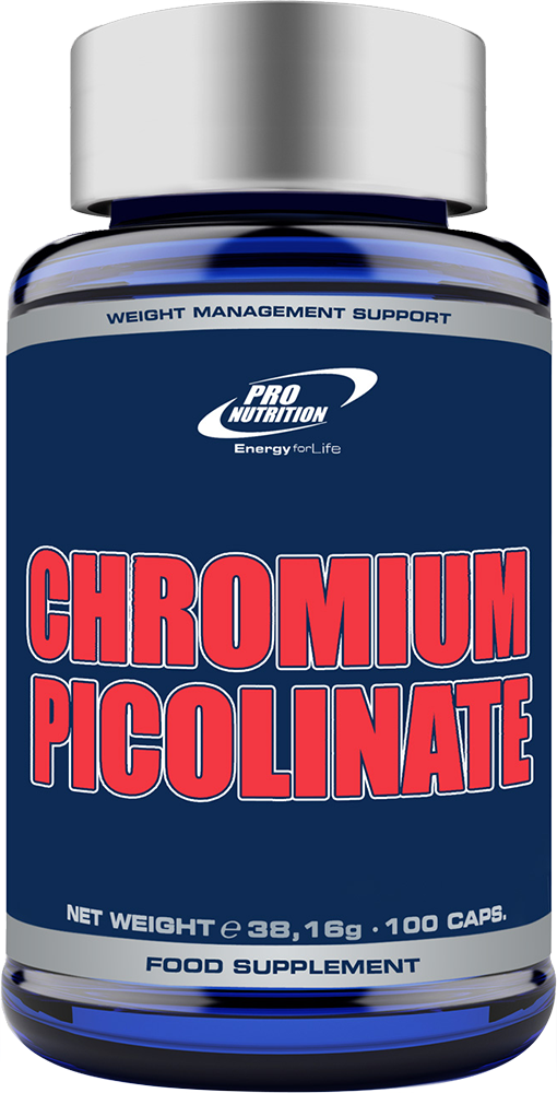 Pro Nutrition Chromium Picolinate 100 kap.