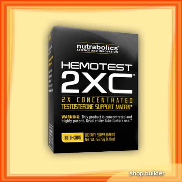Nutrabolics Hemotest 2XC 60 kap.