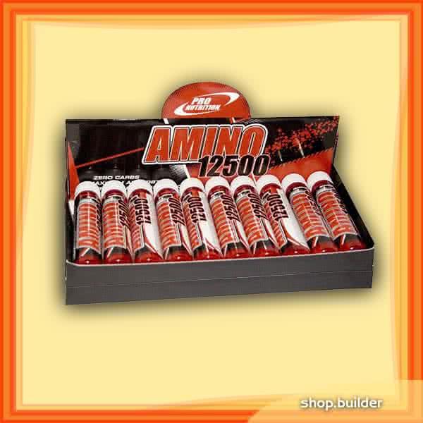 Pro Nutrition Amino 12500 20x25 ml