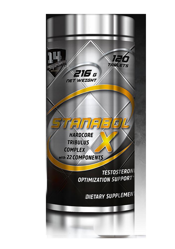 Superior 14 Stanabol X 120 tab.
