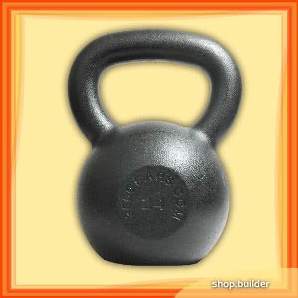 360 Gears Full Force Kettlebell 24kg