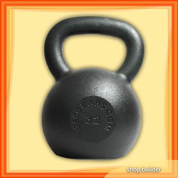 360 Gears Full Force Kettlebell 32kg