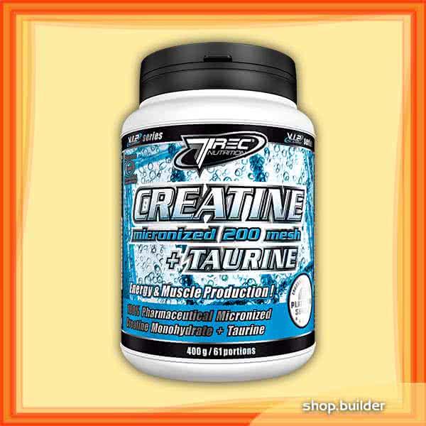 Trec Nutrition Creatine Micronized 200 Mesh + Taurine 400 gr.