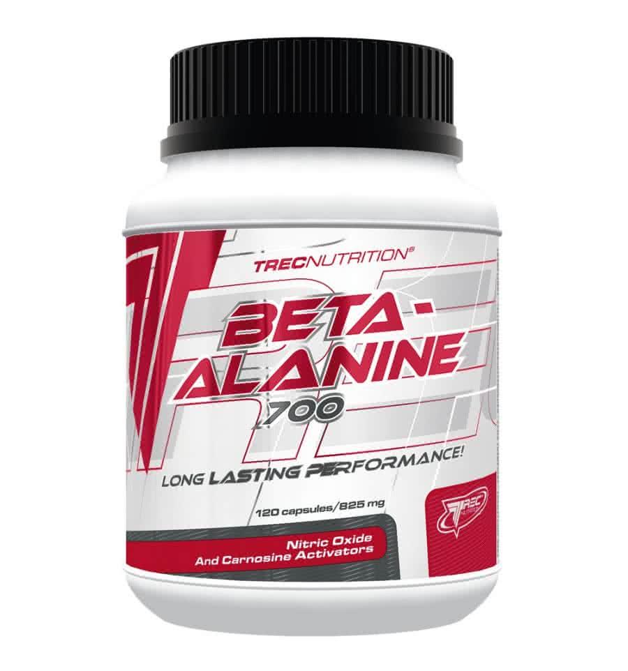 Trec Nutrition Beta-Alanine 700 120 kap.