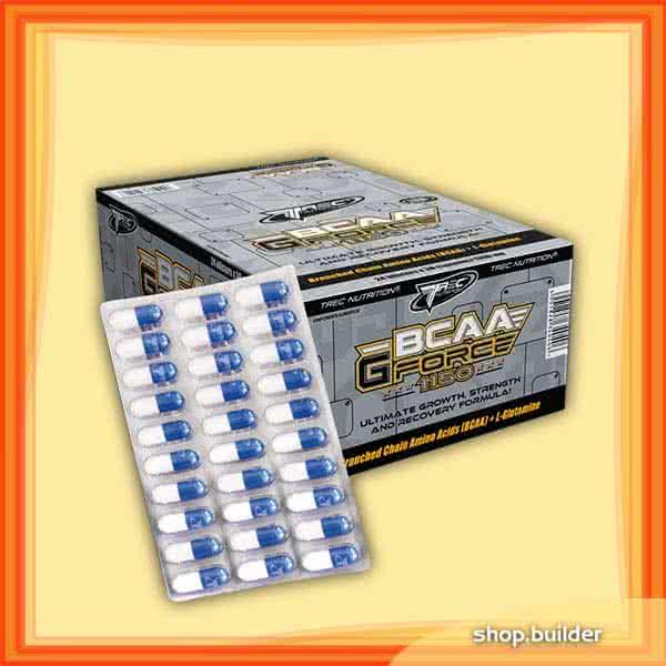 Trec Nutrition BCAA G-Force 1150 30 kap.