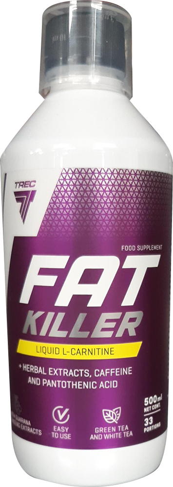 Trec Nutrition Fat Killer 0,5 lit.