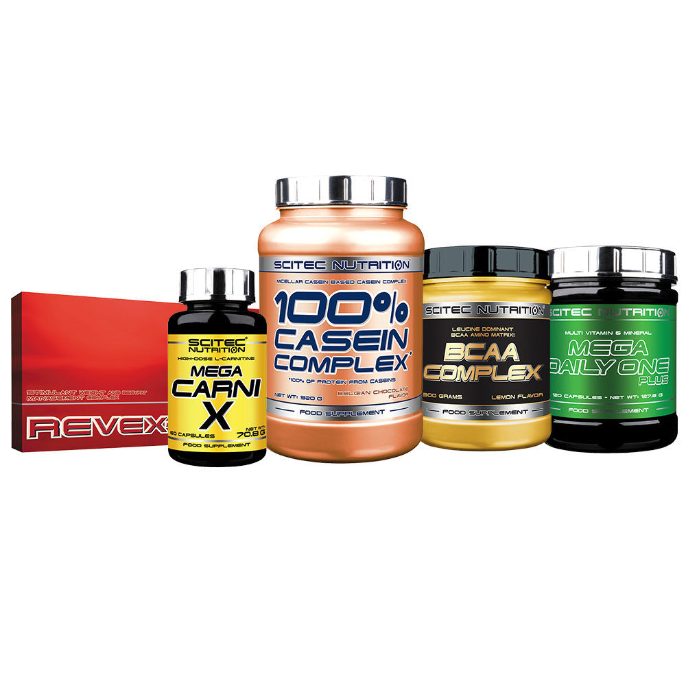 Scitec Nutrition Férfi Fitness Stack