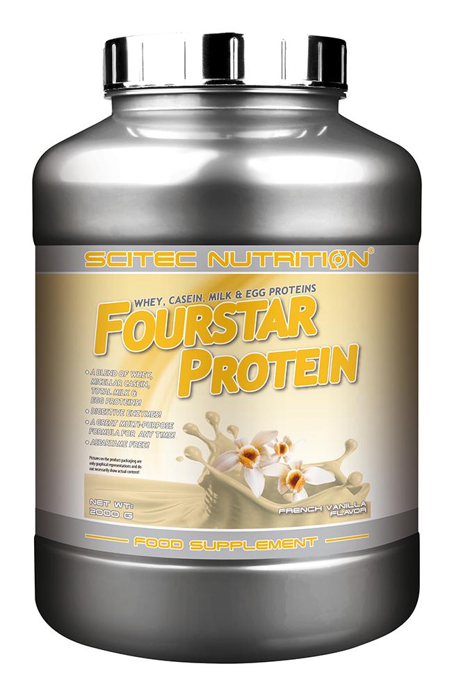 Scitec Nutrition Fourstar Protein 2 kg