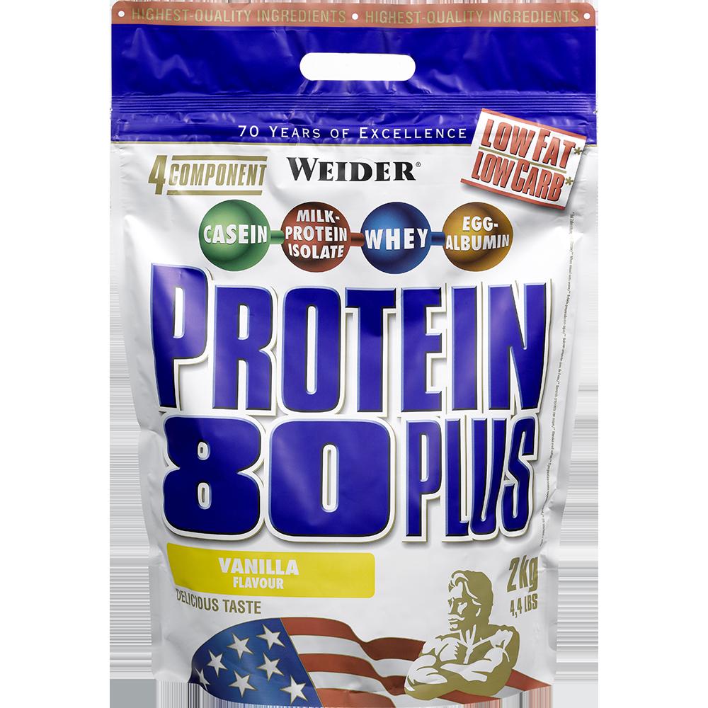 Weider Nutrition Protein 80+ 2 kg
