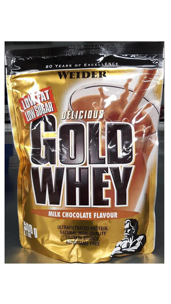 Weider Nutrition Gold Whey 0,5 kg