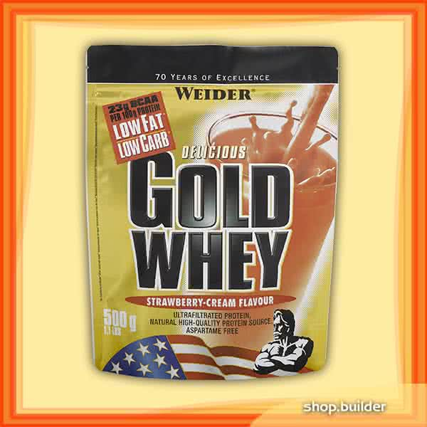 Weider Nutrition Gold Whey 0,5 kg