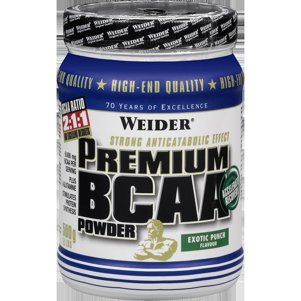 Weider Nutrition Premium BCAA Powder  500 gr.