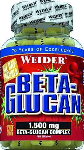 Weider Nutrition Beta-Glucan  120 kap.