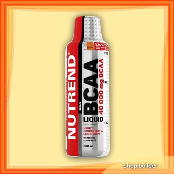 Nutrend BCAA Liquid 0,5 lit.