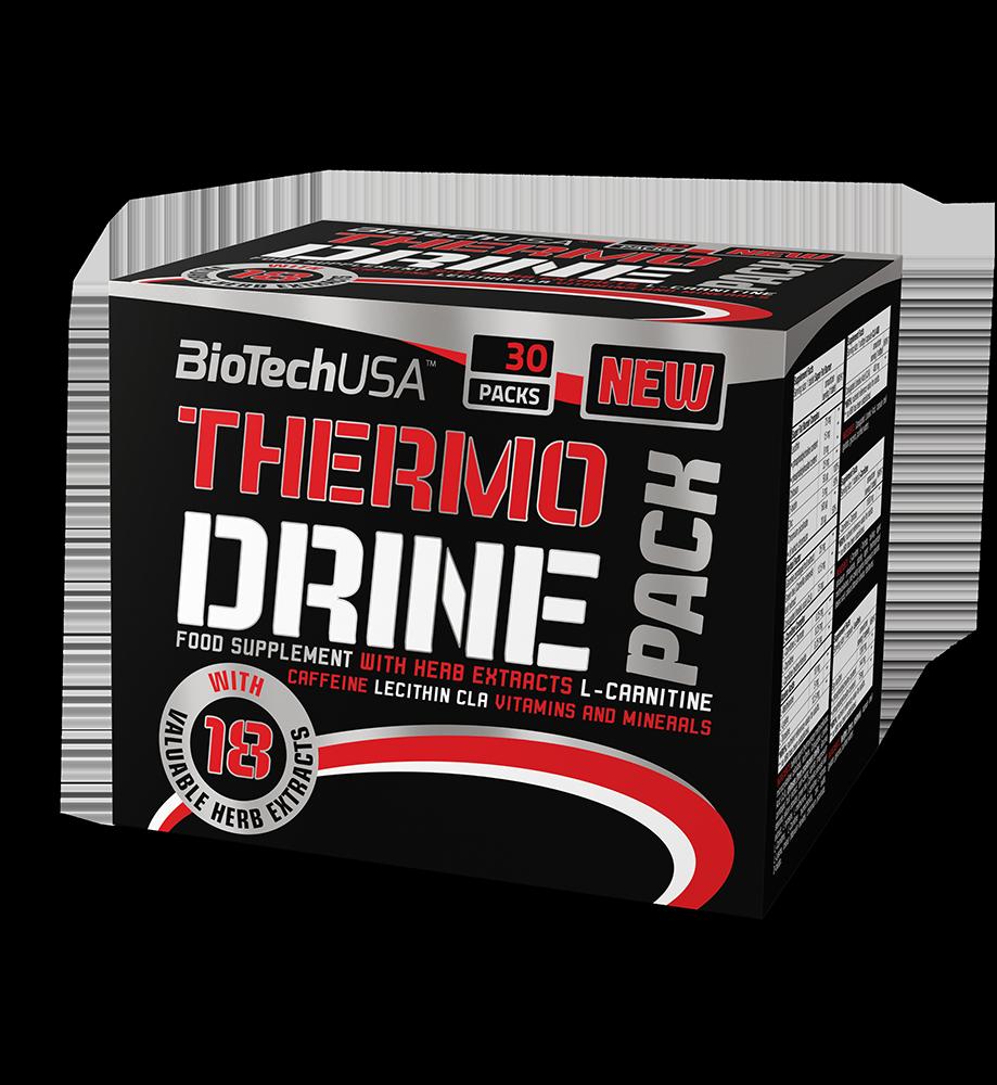 BioTech USA Thermo Drine Pack 30 pak