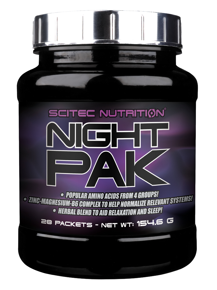 Scitec Nutrition Night Pak 28 pak.