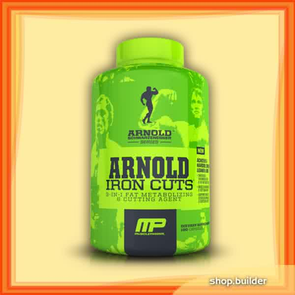 MusclePharm Arnold Schwarzenegger - Iron Cuts™ 120 kap.
