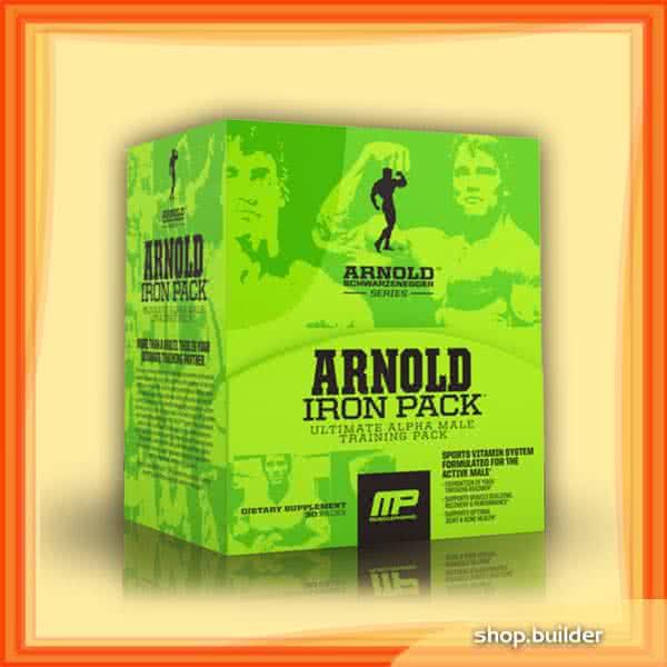 MusclePharm Arnold Schwarzenegger - Iron Pack™ 30 pak.