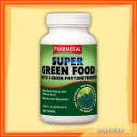 Pharmekal Super Green Food (180 tab.)