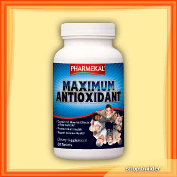 Pharmekal Maximum Antioxidant 60 tab.