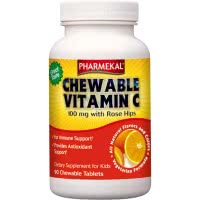 Pharmekal Chewable Vitamin C (90 r.t.)