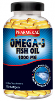 Pharmekal Omega-3 Fish Oil (350 g.k.)