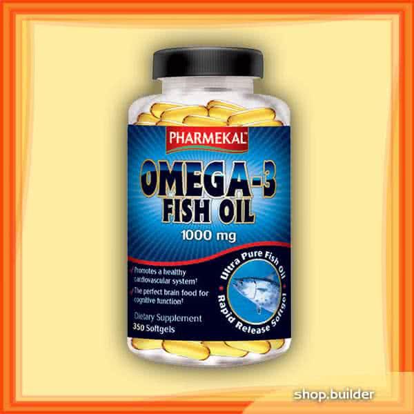 Pharmekal Omega-3 Fish Oil 350 g.k.