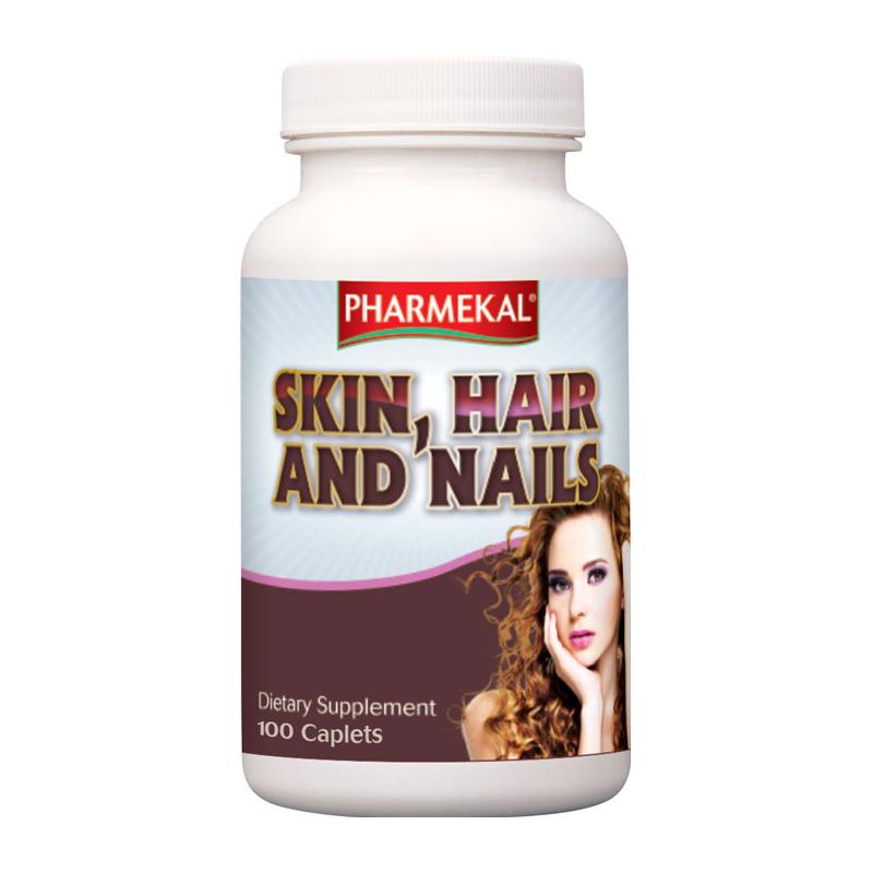 Pharmekal Skin, Hair and Nails 100 kap.