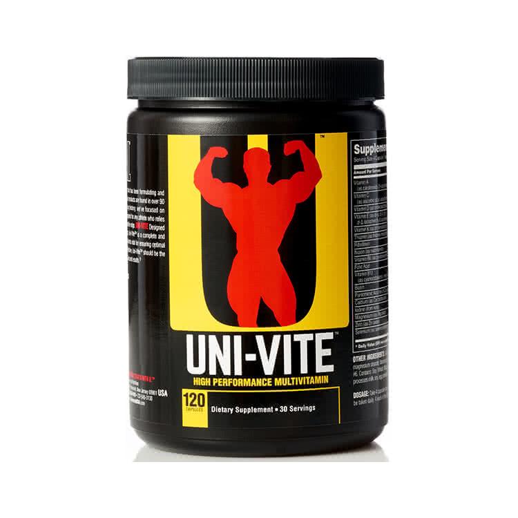 Universal Nutrition Uni-Vite 120 kap.