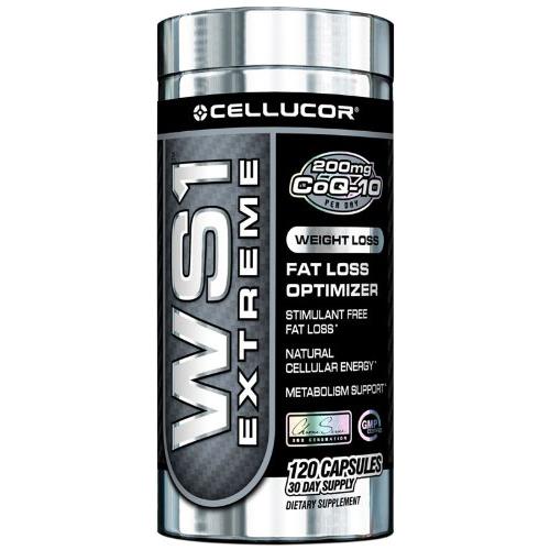 Cellucor WS1 120 tab.