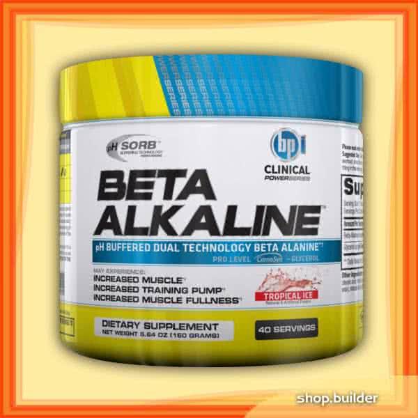 BPI Sports Beta Alkaline 160 gr.