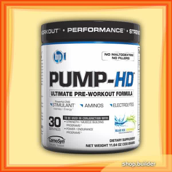 BPI Sports Pump-HD 330 gr.