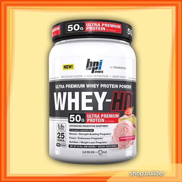BPI Sports Whey-HD 0,908 kg